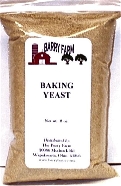 baking yeast picture 3