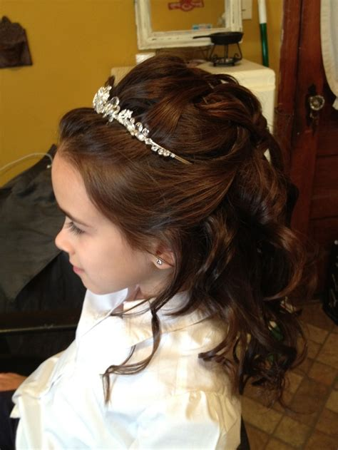 communion hair picture 2