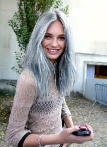 blue dye for gray hair picture 7