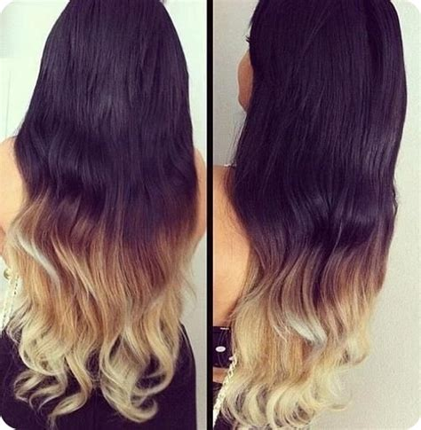 Black to blond hair picture 5