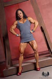 female muscle board picture 11