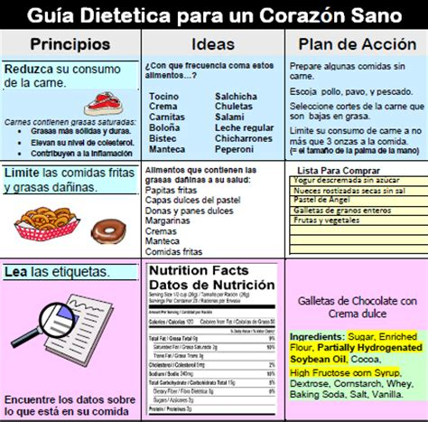dash diet in spanish picture 10