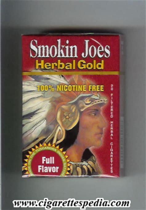 Smoking Joes herbal cigarettes picture 3