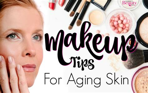 makeup for aging skin picture 6