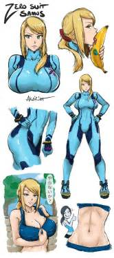 zero suit samus breast expansion growth story picture 7