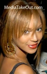 beyonce's real hair picture 1