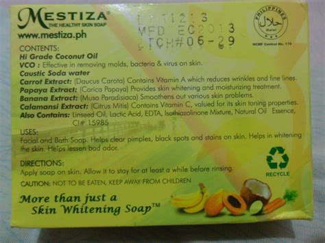 mestiza soap price picture 2