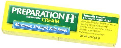 hemorrhoidal cream formula with aloe picture 2