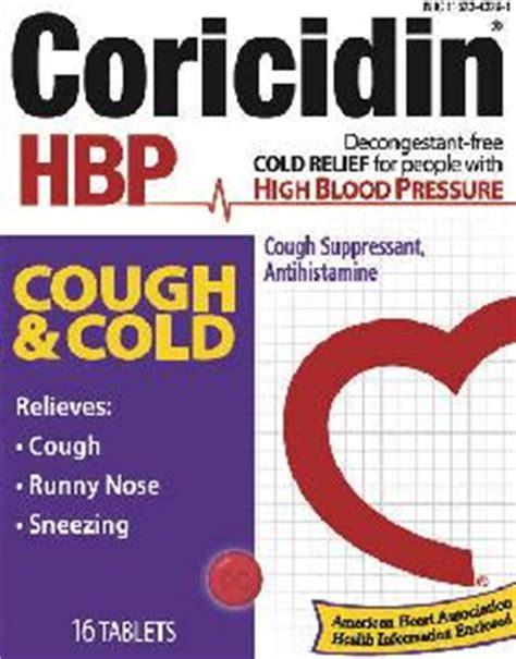 Coricidin high blood pressure picture 19