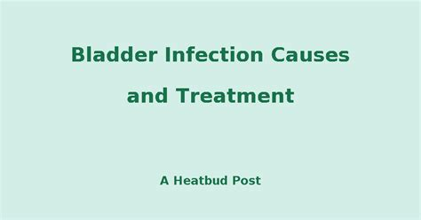 bladder infection causes picture 7
