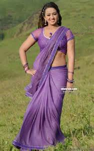 tamil aunty saree side view picture 10