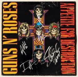 appetite for destruction track listing picture 1