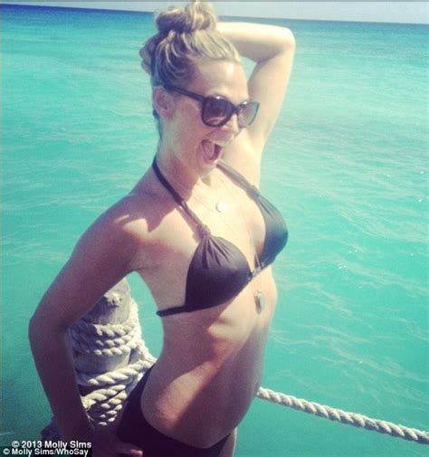 molly sims weight loss picture 1