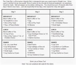 cleveland clinic 3 day diet picture 11