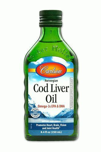 cod liver oil for muscle building picture 1