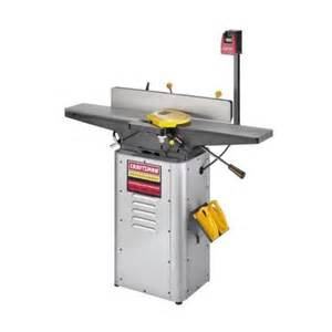 used craftsman 61/8 jointer planer for sale model picture 1