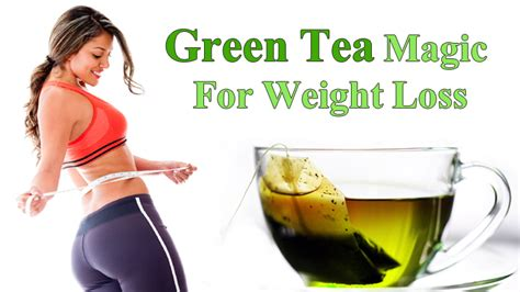 green tea and weight loss picture 1
