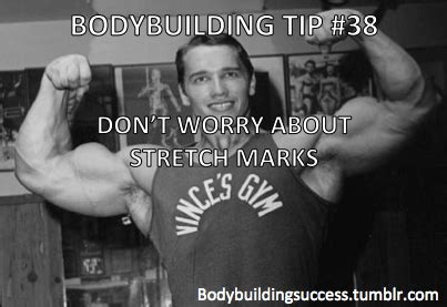 weight lifting stretch marks picture 14