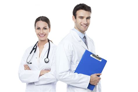 female dermatologist and male patient picture 15
