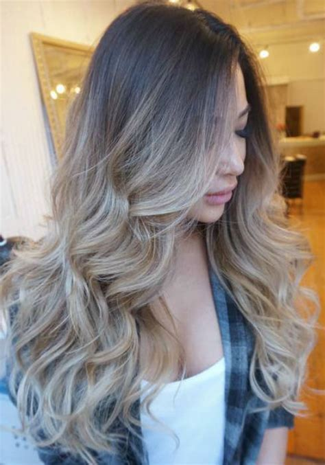 Blonde highlighted hair picture 2