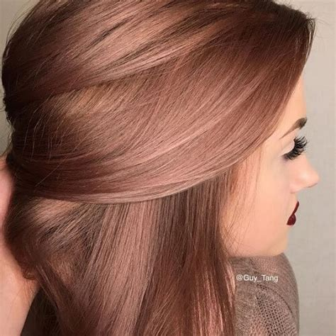 chestnut hair color picture 1