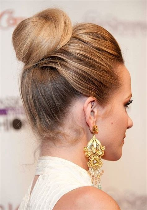 bun hair styles picture 3