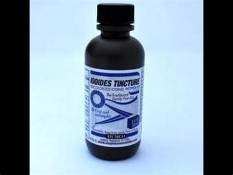 does iodine mixed with oil remove hair picture 8