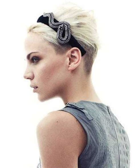 buzzed thin hair picture 7