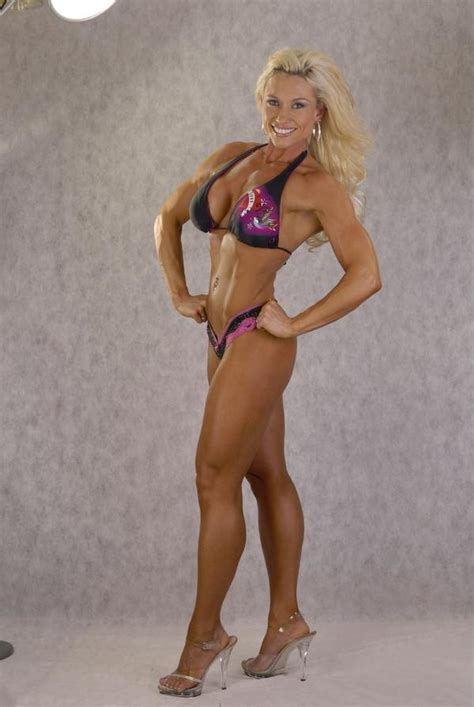 female muscle calves picture 6