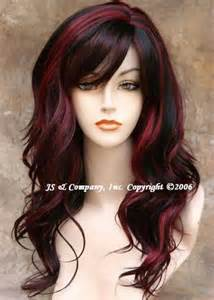 what does brown hair layered with blonde streaks look like picture 11