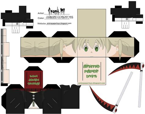 anime paper toys picture 11