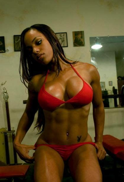 coco crush africa carey muscle picture 3