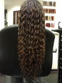 procedure for spiral perm on hair picture 3