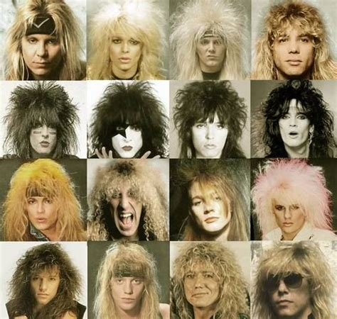 80's big hair bands picture 10