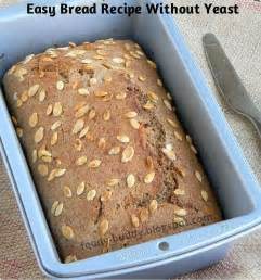 bread without yeast picture 1