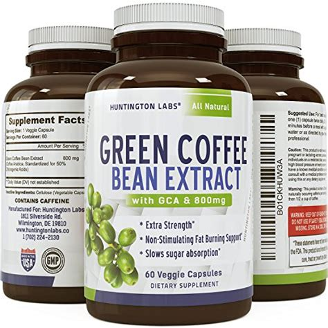 drug green coffee bean extract picture 2