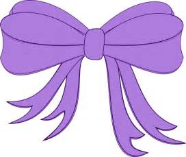 clip art- hair ribbon picture 1