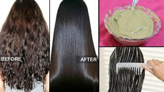 permanently straighten nappy hair at home with picture 1