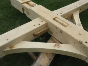 joint brackets for large wooden beams picture 3
