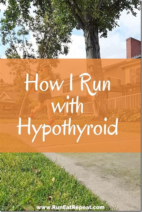 hypothyroidism running picture 1