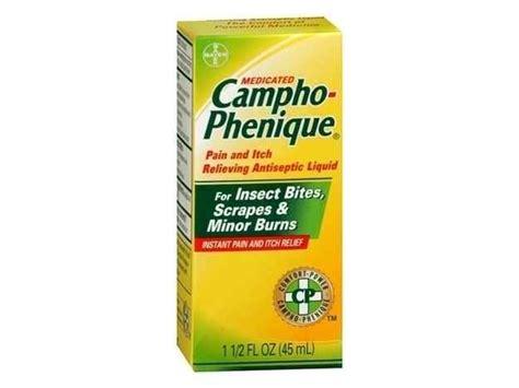 campho-phenique pain reaction picture 7