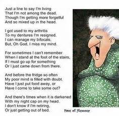 humorous aging poems picture 2