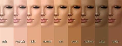 what skin color does otentika give caramel picture 5