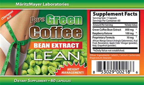 can you take green coffee bean and garcin picture 1