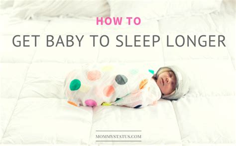 getting infants to sleep picture 15