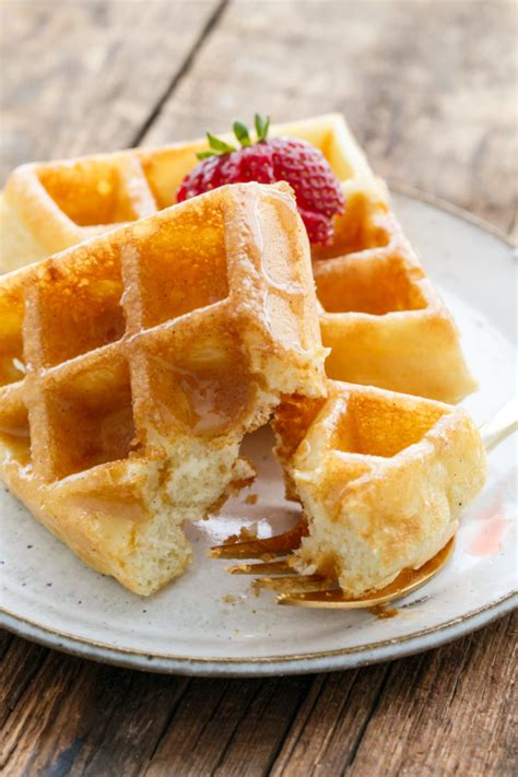 yeast waffles picture 15