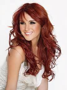 hair color too red picture 3