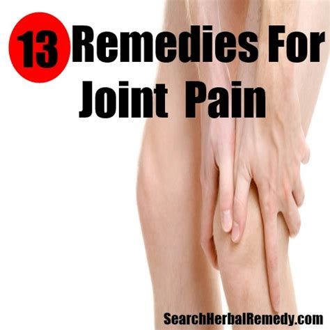 herbal remedies joint pain picture 5