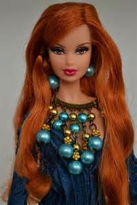 barbies with very long hair picture 2