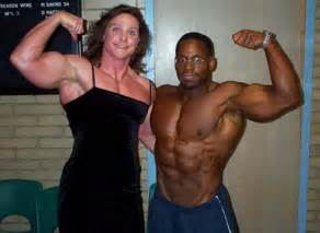intergender muscle comparison picture 2